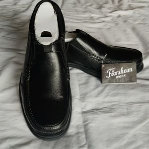 Florsheim Work Loedin featuring KORE technology